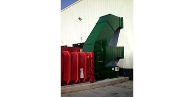 UK Waste  - Model 400 - Static Waste Compactor
