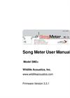 Model SM2+ - Song Meter- Brochure
