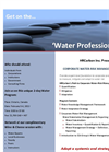 Water Professional Path Flyer