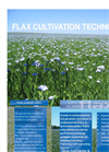FLAX CULTIVATION TECHNOLOGY