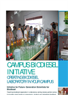 CAMPUS BIODIESEL INITIATIVE