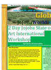 Global Jojoba World 2013