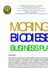 MORINGA BIODIESEL BUSINESS PLAN: BBA's Professional Business Plan Service