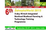 5 Day Global Jatropha World 3.0 Integrated Nonfood Biodiesel Farming & Technology Training Programme