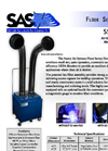 Series 400 Double Arm Portable Fume Extractor Brochure