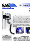 Series 300 Wall Mounted Fume Extractor Brochure