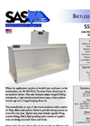 "60"" Wide Ductless Fume Hood Brochure"