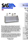"70"" Wide Ductless Fume Hood Brochure"