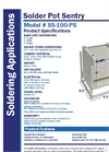 Model SS-100-SPS - Solder Pot Fume Extraction Brochure