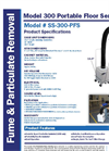 Model SS-300-PFS - Portable Fume Extractor Brochure