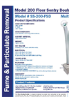 Model SS-200-FSD - Multi-User Fume Extractor Brochure