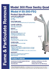 Model SS-300-FSQ - Quad Arm Fume Extractor Brochure