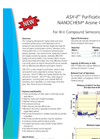NANOCHEM - ASX-II Arsine Gas Purification Mediium Brochure