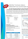 NANOCHEM - OMX-Plus - - Purification Media for Inert and Flammable Gases Brochure