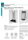 Model 7300 & 7400 Series - Proportioners and Mixers Brochure