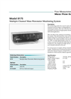 Model 8175 Series - Multiple Channel Mass Flowmeter Monitoring System Brochure