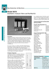Model 8070 - Qualitative Analysis Tubes and HazMat Kit Brochure