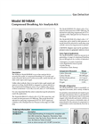 Model 8014BAK - Compressed Breathing Air Analysis Kit Brochure