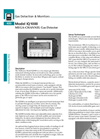MEGA-CHANNEL - Model IQ1000 Series Gas Detector Brochure