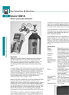 Model 8081A Series - Toxic Gas Leak Detector Brochure