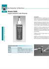 DETECT-A-LEAK - Model BUBL Series Liquid Solution Leak Detector Brochure