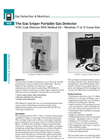 The Gas Sniper Portable Gas Detector - VOC Leak Detector (EPA Method 21) Brochure