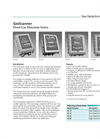 GasScanner Fixed Gas Detection Series Brochure