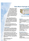 Rack-Mount Hydrogen Generators