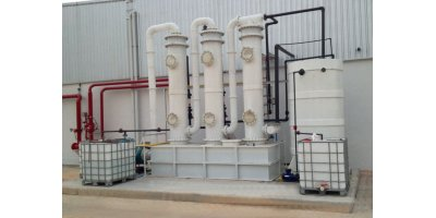 Axis - Industrial Type of Ethylene Oxide Scrubber Systems