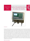 Carbon Dioxide Monitoring For Indoor Air Quality-Application Notes