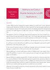 Methane and Carbon Dioxide Sensing for Landfill Applications Notes
