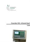 Guardian - Model NG - Infrared Gas Monitor - Manual