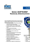 Insertion Mass Flow Meters (Single Point)- Brochure