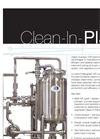 Clean-In-Place (CIP) - Brochure