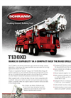 Model T130 XD - Carrier Mounted Drilling Rig Brochure