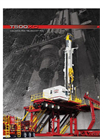 Model T500 XD - Trailer Mounted Drilling Rig Brochure