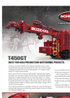 T450GT Geothermal - Water Well Truck Mounted Drilling Rig Brochure