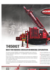 T450GT Mineral Exploration Truck Mounted Drilling Rig Brochure