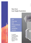 High Volume Polyurethane Foam Sampler (PUF)- Brochure