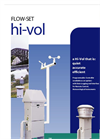 Flowset High Volume Air Sampler Brochure