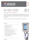 Advanced Sensors EX-100/1000 Side Stream Oil in Water Analyzer - Datasheet