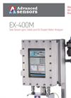 Advanced Sensors EX-400M Side Stream Oil/Particulate in Water Analyzer - Datasheet