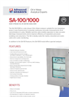 Advanced Sensors SA-100/1000 Side Stream Oil in Water Analyzer - Datasheet