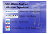 Oil in Water Analyser Utilization Experience - Brochure