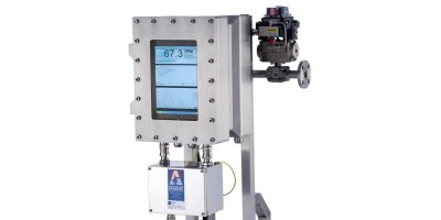 Advanced Sensors - Model EX-100/1000 - Side Stream Oil in Water Analyzer
