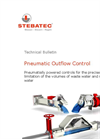 Partly Filled Pneumatic Outflow Control System Brochure