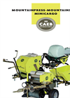 MINICARGO - Model MCM - Transport Trailers Brochure