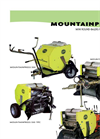 Mini Compact Round Baler- Brochure