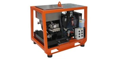 Model CD25 Series - Water Blaster Machines