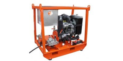 Model CD50 Series - Water Jetting Machines